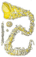 Saxophone by MattiasA