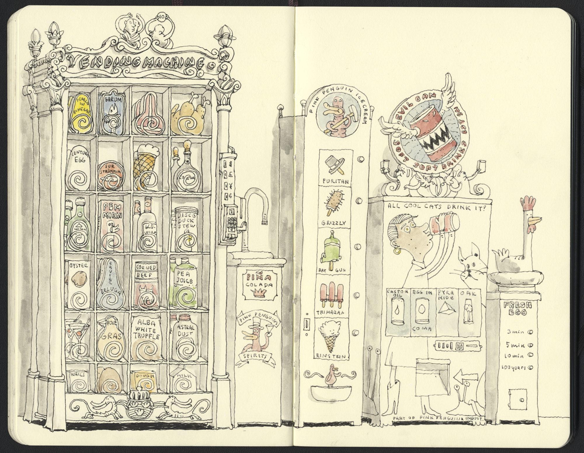 veni vending vici by MattiasA