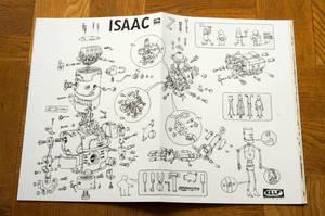 Larger than line ISAAC by MattiasA