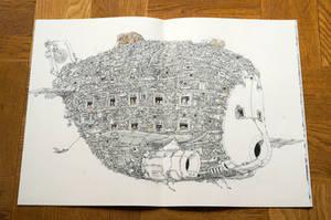 Behemoth, larger than line by MattiasA