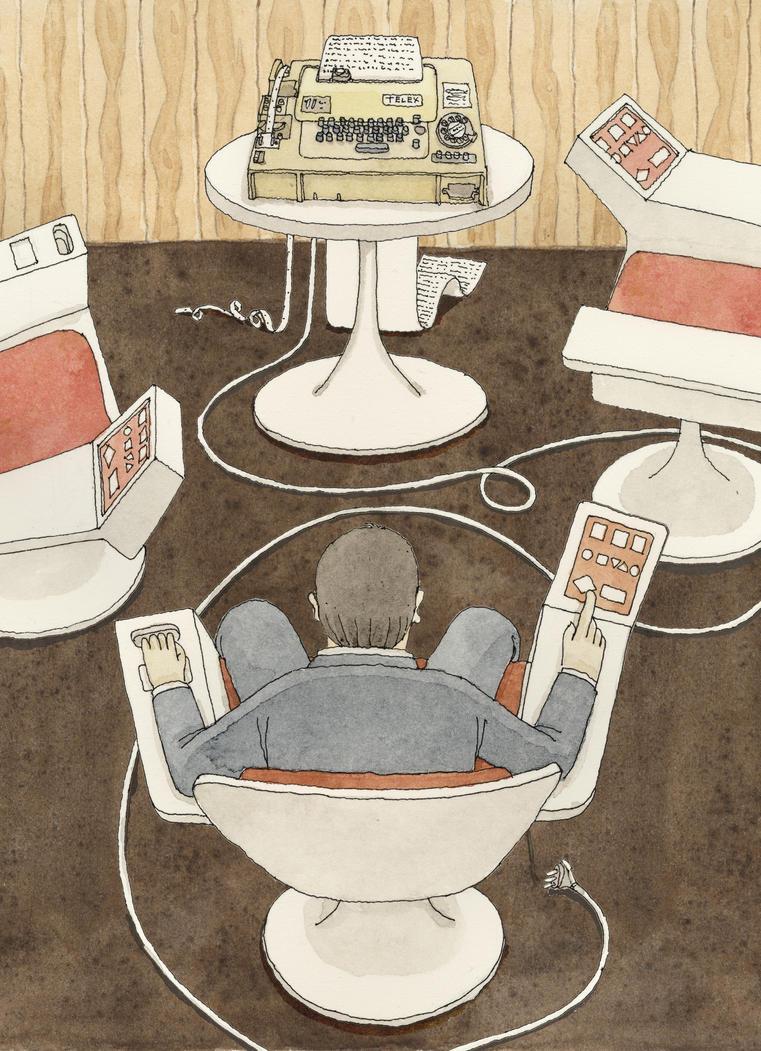 the planning machine by MattiasA