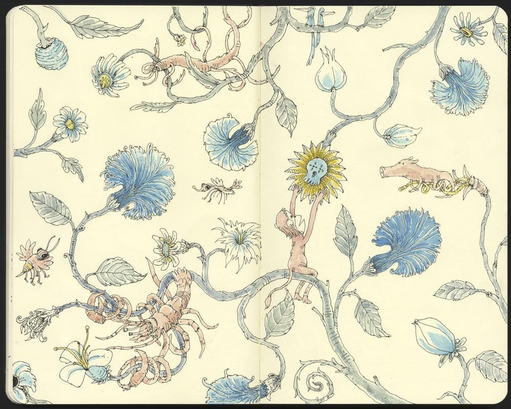 Tapestry by MattiasA