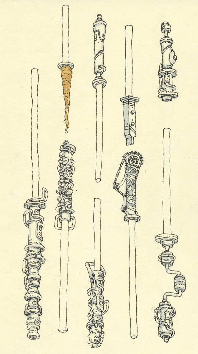 lightsabers by MattiasA