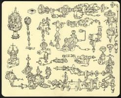 forgotten alphabet by MattiasA