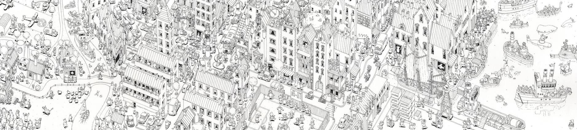 Fable city by MattiasA