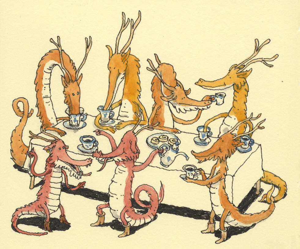 Teaparty by MattiasA