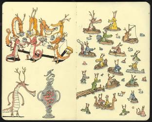 Year of the dragon by MattiasA