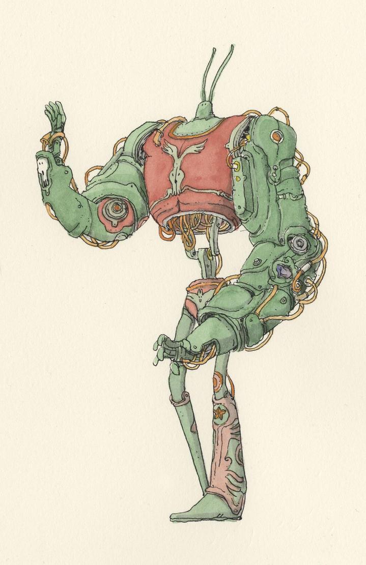 Peg leg by MattiasA