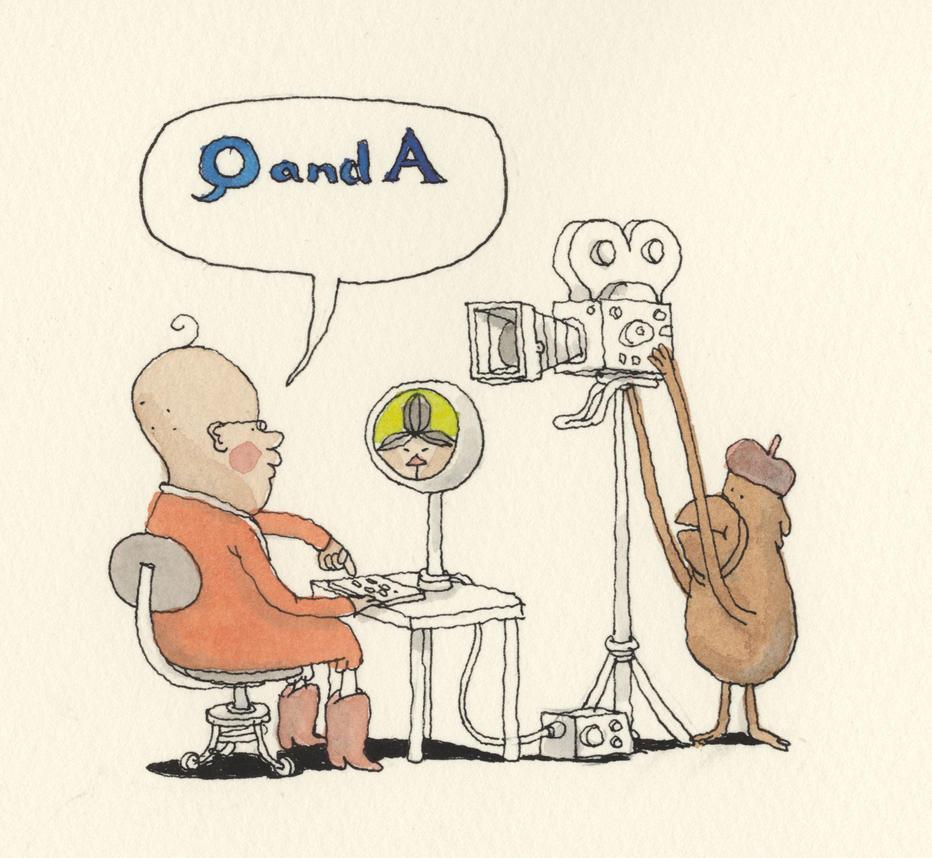 QqaQ and A by MattiasA
