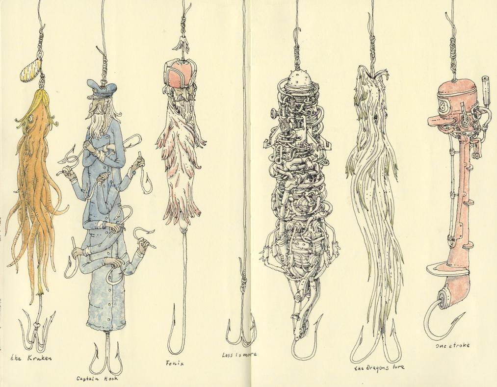 Lures by MattiasA