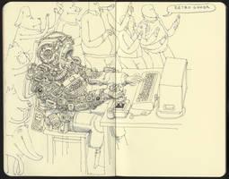 The retro gamer by MattiasA