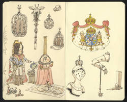 The Royal page by MattiasA