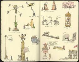 New attractions at Tivoli Gardens by MattiasA