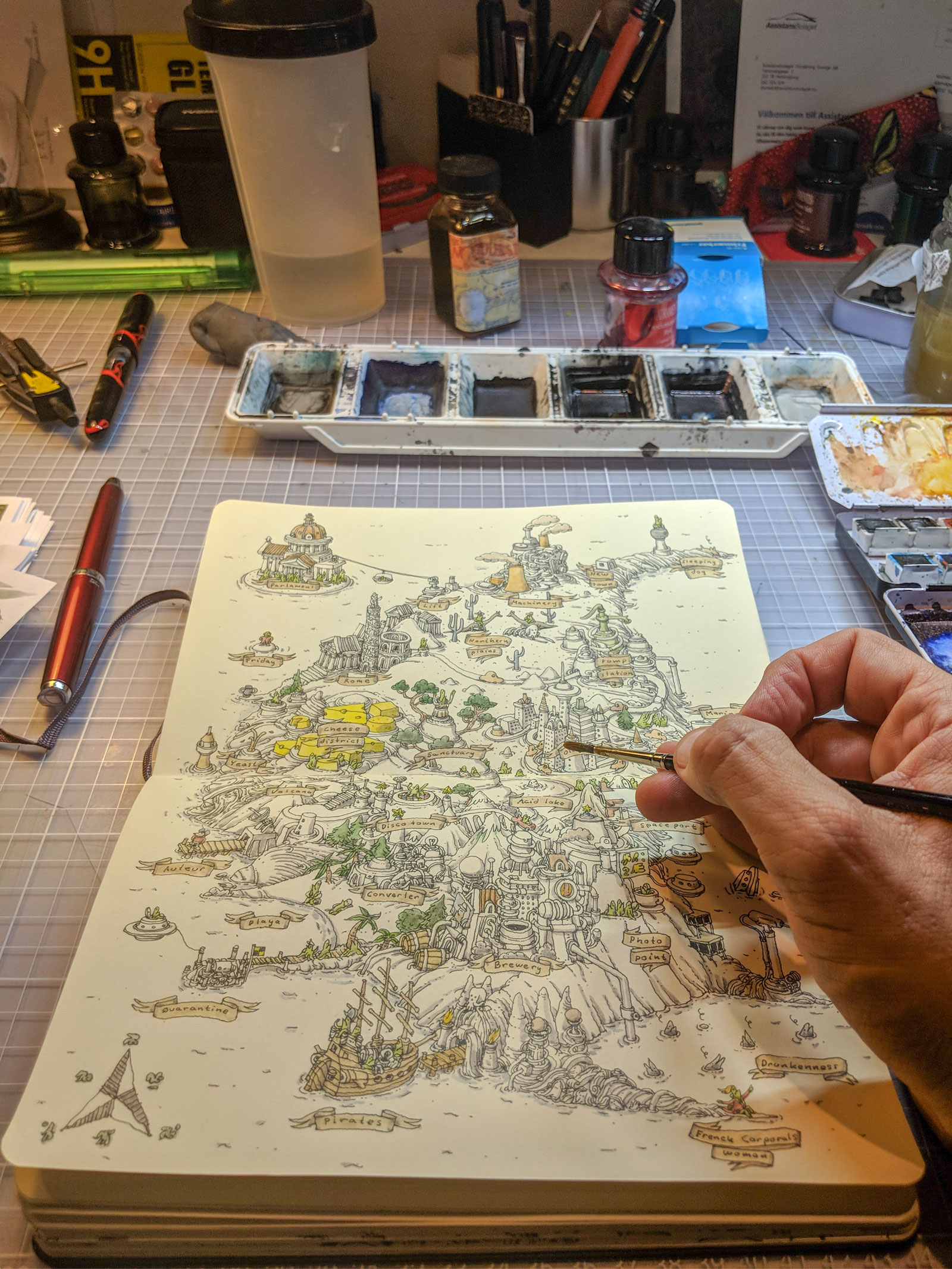 Map by MattiasA