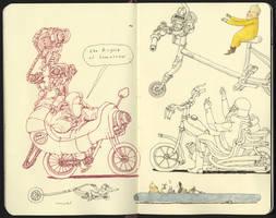 on wheels by MattiasA