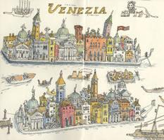 Saving Venice by MattiasA