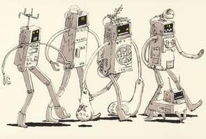 Microheads by MattiasA