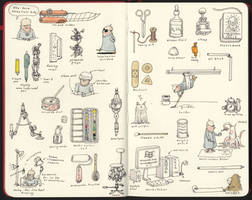 Bare essentials by MattiasA