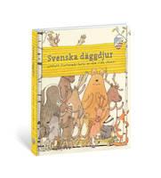 Swedush mammals by MattiasA
