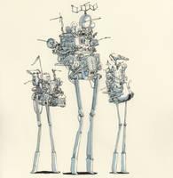 Three of a kind by MattiasA
