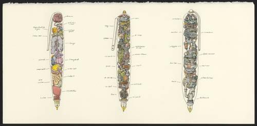 Pen secrets, the complete set by MattiasA