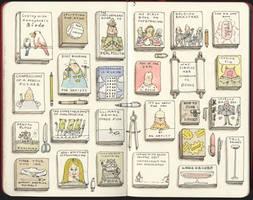Self-help books by MattiasA