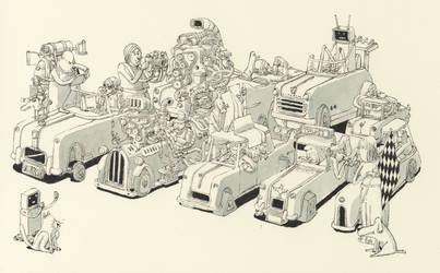 Motor journalism by MattiasA