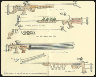 Rifles accepted by the IBU for use in Biathlon by MattiasA
