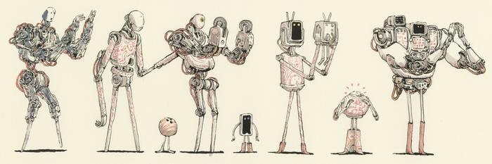 Robotic boot camp