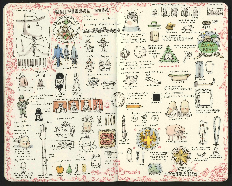the Universal Visa
