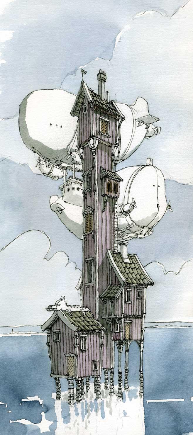 Floaters by MattiasA