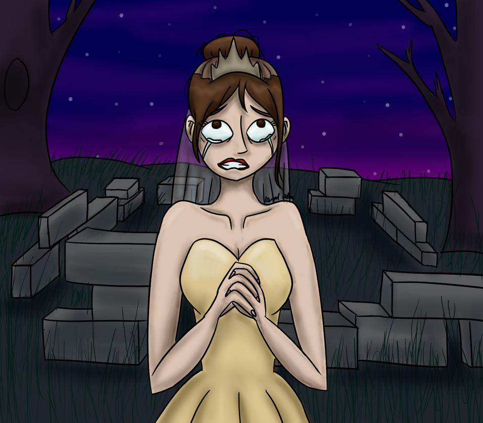 The Broken Bride by AquaticAquarius