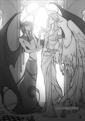 Commission - FantomeFumee