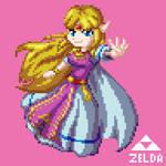 Zelda - ALTTP by 8th-GradeF