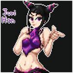 Juri Han - Street Fighter IV