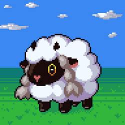 Woolo - Pokemon by 8th-GradeF