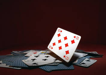 Playing cards 1 by positively