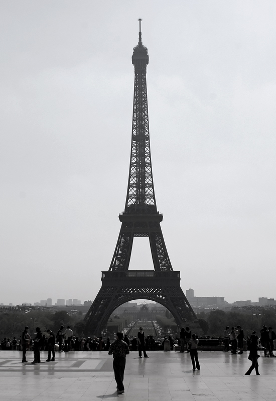 La Tour Eiffel by positively