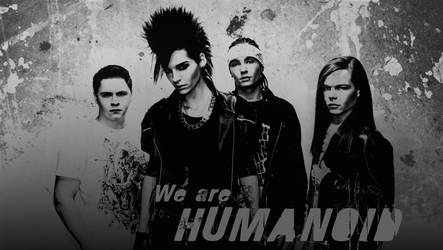 We are Humanoid by LionheartSleeping