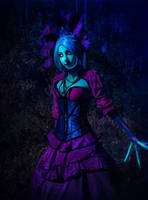 Death Prophet Cosplay _ Dota 2 by LadyNeissa
