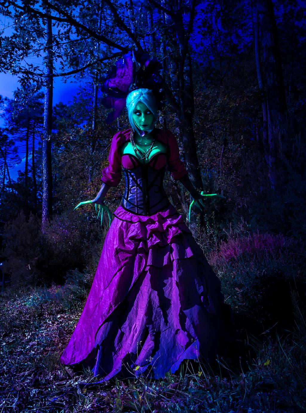 Death Prophet Cosplay _ Dota 2 by LadyNeissa on DeviantArt