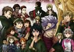 Mobile Suit Gundam: Iron-Blooded Orphans -Tekkadan