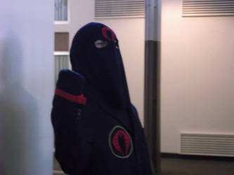 Cobra Commander by AllyCat1369