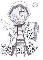 Priestess:concours CoK vol2 by luka-chan26