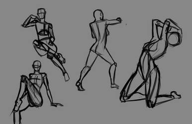 Daily Sketches 28