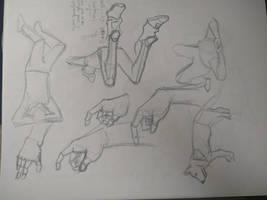 daily sketching 89