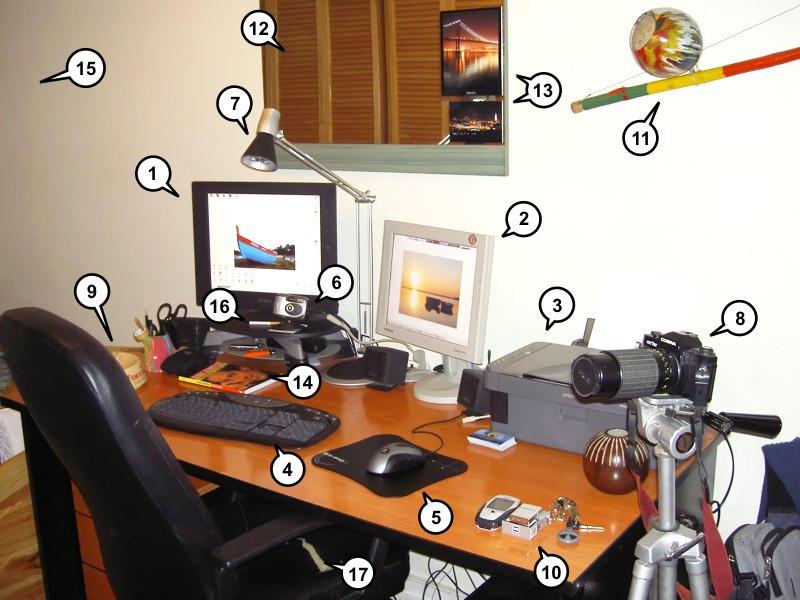 My Desktop by darkgod