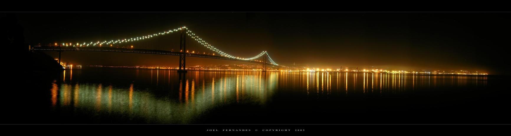 Tagus Bridge v2 by darkgod