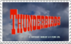 Thunderbirds Logo stamp by DBurch01