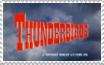 Thunderbirds Logo stamp by DBurch01